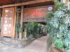 Kenya - Carnivore Restaurant - Nairobi