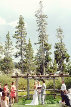 Emily Heizer Photography with Flair Sacramento, CA, Salt Lake City UT, Washington DC Weddings: Lake Tahoe Hideout Pink Ombre Wedding near Kirkwood (Ryan & Davids Hideout Wedding)