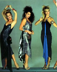 VERSACE (*I like the dress Andie is wearing in the middle_LL)