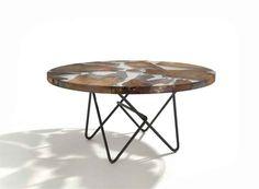 Обеденный стол EARTH от фирмы Рива 1920