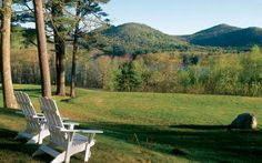 The Manor on Golden Pond Inn and Spa, New Hampshire