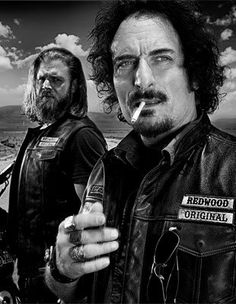 Which Character From Sons Of Anarchy Is Your Soul Mate?