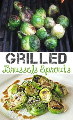 ... Grilled Brussels Sprouts -- 18 Things You Didn't Know You Could Grill