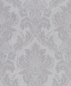 Limoges (Gray) wallpaper from our Clarence collection