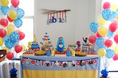 petite parti: Festa Galinha Pintadinha - 1 ano do Gabriel