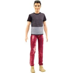 Check out the Ken Fashionistas Doll 6 Color Blocked Cool at the official Barbie website. Explore the world of Barbie today! New Barbie Dolls, Doll Clothes Barbie, Mattel Barbie, Barbie And Ken, Barbie Shop, Barbie Fashionista, Johnny Lozada, Barbie Celebrity, Barbie Website