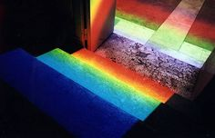 Solar Spectrum Art Installations – Fubiz Media