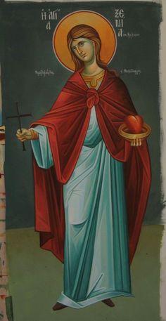 Byzantine Icons, Byzantine Art, Best Icons, Orthodox Christianity, Orthodox Icons, Christian Art, Catholic, Saints, Religion