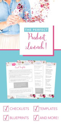 Throw your Product the Party it Deserves + Earn Passionate Customers in the Process Craft Business, Business Ideas, Free Printable Art, Free Printables, Entrepreneur, Social Media Calendar, Marketing, Cheat Sheets