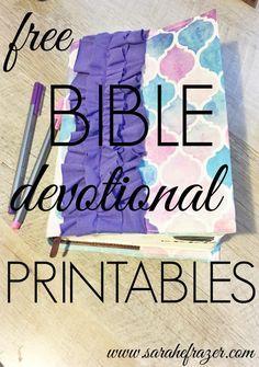 Free Bible Printable