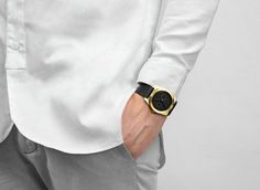 Timeless Karat Watch by AÃRK