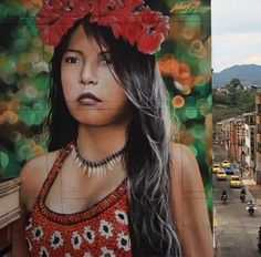 by Mantra in Pereira, Colombia, 3/16 (LP)