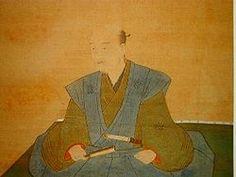 石田三成肖像画