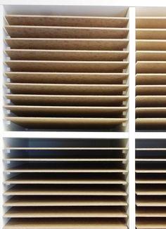 DIY Paper Storage - Paper Storage - Stampin 'Up Demo Carinthia - Austria