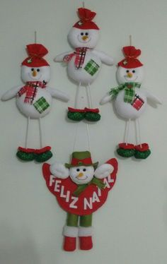 Christmas Ornaments, Holiday Decor, Home Decor, Christmas 2017, Handmade Crafts, Snowman, Holiday Decorating, Wreaths, Home