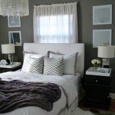 40 chambres grises très déco !