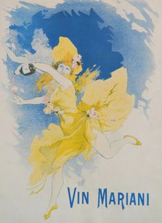 Buy online, view images and see past prices for after Jules Cheret lithograph. Invaluable is the world's largest marketplace for art, antiques, and collectibles. Vintage Travel Posters, Vintage Postcards, Jules Cheret, Art Nouveau Poster, Poster Ads, 2d Art, Vintage Advertisements, Vintage Ads, Art Inspo