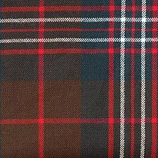 Scott Tartan Hunting (Brown) Modern