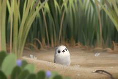 Behind the Scenes of Piper, Pixar's Best Short Film in Years   Vanity Fair