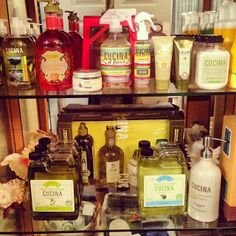 CUCINA! CUCINA! CUCINA! We love this product here at Katie Raber's! Absolutely refreshing, hydrating, nourishing, and full of pure essences! Makes a wonderful Mother's Day Gift!