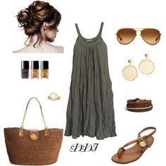 A Simple Day, created by dawndayiannelli on Polyvore
