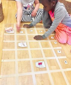"""61 Likes, 4 Comments - Passionately Curious Educators (@passionatelycuriouseducators) on Instagram: """"We were inspired to revisit Coding """"Unplugged"""" after a recent workshop with Deanna Pecaski McLennan…"""""""