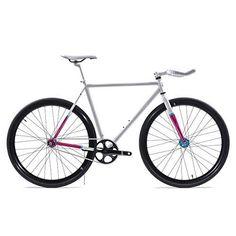 66a057a9c50 State Bicycle Co. 4130 Core Line Fixed Gear Single Speed Bike La Fleur 2.0  (Retired)