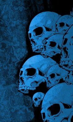 "The classic BBC ""Arena - Heavy Metal"" Documentary on the History of Heavy Metal from originally shown on BBC Two as part of their. Arte Horror, Horror Art, Skull Wallpaper, Wallpaper Backgrounds, Wallpapers, Dark Fantasy Art, Dark Art, Arte Punk, Skull Artwork"