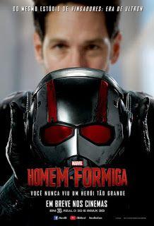 Homem-Formiga (2015) – BluRay 720p DualAudio - 3D 1080p Dublado 5.1 FULL HD - Torrent | Mega Filmes HD