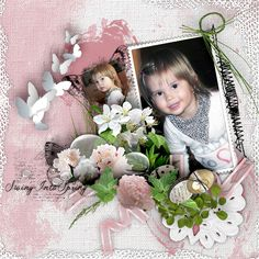 !! NEW !! Kit *Peonies melody * by VanillaM Designs http://wilma4ever.com/index.php…