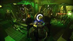 "Star Trek Enterprise. Season 2 Ep. ""Regeneration"". Capt. Jonathan Archer & Lieutenant Malcolm Reed vs Borgs"