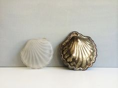 French Vintage Shell Case for by woodandflower on Etsy