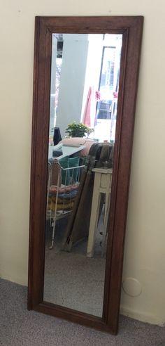 kaapinovipeili . fasettihiottu peili . korkeus 165cm . leveys 57cm . @kooPernu