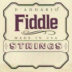 D'Addario Fiddle 4/4 Violin E String - Medium Gauge - Tinned High Carbon Steel - Ball-End by D'Addario. $2.58. D'Addario Fiddle Strings are the ultimate must-haves for old-style bluegrass and country fiddling. Crisp, reliable nickel flat wound on a steel core, D'Addario Fiddle Strings are stable and remain in tune. The perfect strings for dark sounding instruments, electric violins, and fiddles.. Save 57%!
