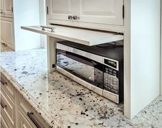 Awesome White Under Cabinet Microwave