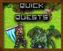 Explore the world, battle hordes of monsters, Slay the dragon and rescue the princess… All in about 5 minutes!