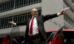 Rupert Friend in 'Hitman: Agent 47'