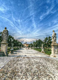 Padova - Piazza Prato della Valle