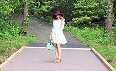 Coconut Milk: A Little White Dress