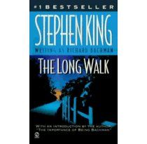 The Long Walk, Stephen King/ Richard Bachman and my personal favorite of any of his works. Books To Read, My Books, Stephen King Books, King Richard, Page Turner, Book Nooks, Walking By, Book Cover Design, Paperback Books