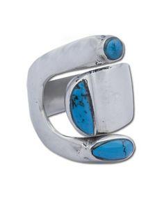 SoulFlower-NEW! Turquoise Tomorrow Ring-$24.00 #liviniseasy @Soul Flower