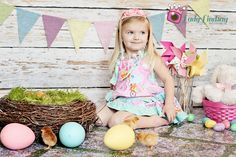 In the life of the Garrett Gang: EASTER MINI SESSION'S