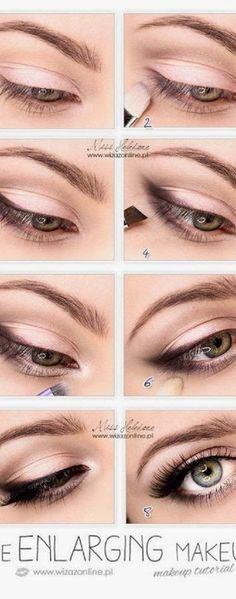 10 Easy Step-By-Step Eyeliner Tutorials For Beginners: #8. Subtle Half Eyeliner Flick – Easy Step By Step MakeupTutorial For Beginners