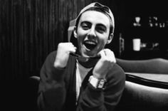 Hi my name is Mac Miller and I'm adorable