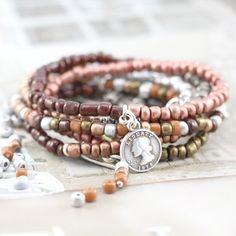 Maak trendy sieraden met onze prachtige rocailles als basis!