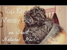Late to Class? 6 Quick Buns for Natural Hair | Curly Nikki | Natural Hair Styles and Natural Hair Care