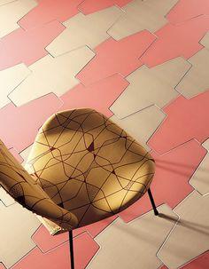 Tile Expert · Płytki nieregularnego kształtu do niezwykłego wnętrza
