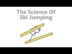 The Science Of Ski Jumping