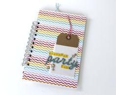 Birthday Party Journal (Scrapbook, Mini Album)