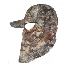 Best camo hat/mask combo.  Love my Quick Camo hat.  Great for hunting coyotes, waterfowl, deer.  Love it!!